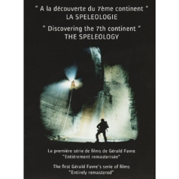 DVD La Speleologie/The Speleology