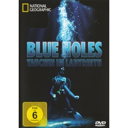 DVD - Blue Holes